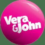 Vera&John casino logo